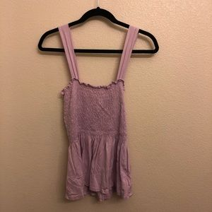 Lilac Anthropologie Tank Top!